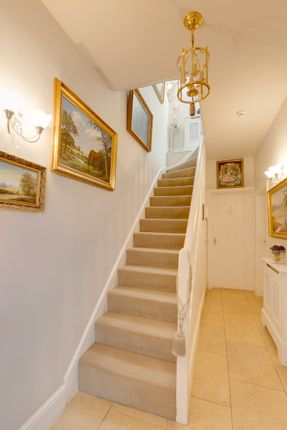 Inner Hallway of Honeypot Cottage, Burre Close, Bakewell DE45