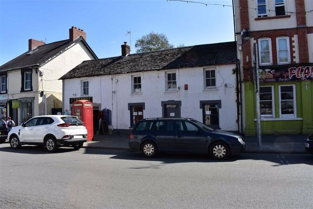 Thumbnail Retail premises for sale in Sycamore Street, Newcastle Emlyn