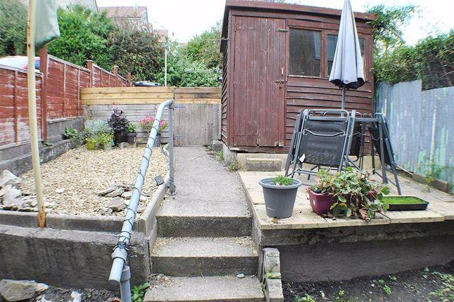 Gardens of Orchard Gardens, Kingswood, Bristol BS15