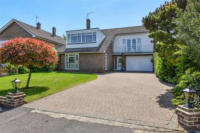 Thumbnail Detached house for sale in Brimstone Close, Chelsfield Park