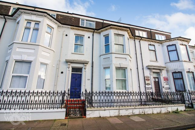 1 bed flat to rent in Wellesley Road, Great Yarmouth NR30