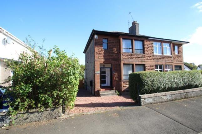 Thumbnail Semi-detached house for sale in Poplar Avenue, Bishopton, Renfrewshire
