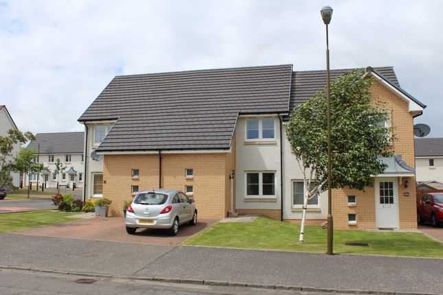 Thumbnail Terraced house to rent in Barnsdale Road, St Ninians