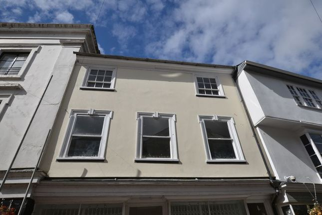Thumbnail Flat to rent in Market Street, Tavistock
