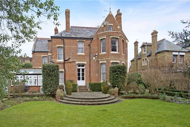 Thumbnail Detached house for sale in Crick Road, Oxford, Oxfordshire