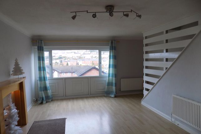 Thumbnail Maisonette to rent in East Grove Road, Newport