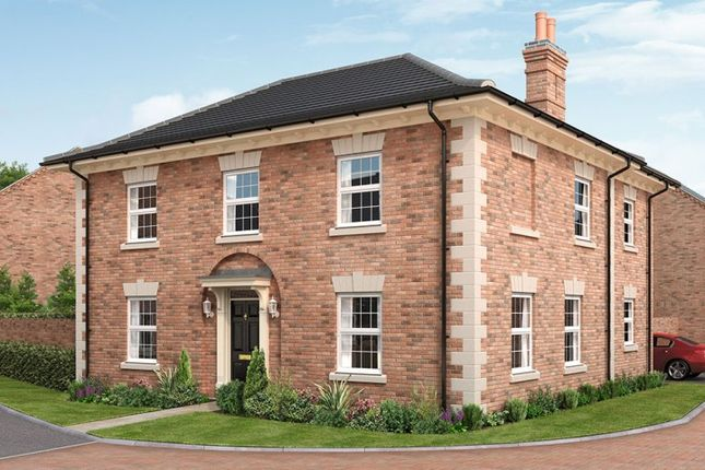 Thumbnail Detached house for sale in The Groomsbridge, Off Dukes Meadow Drive, Banbury Oxfordshire