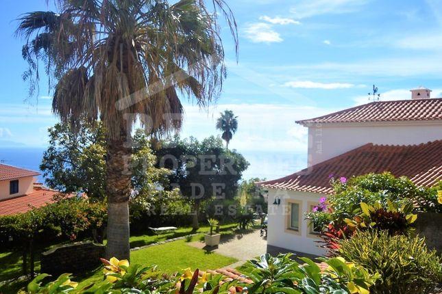 Thumbnail Detached house for sale in Garajau, Santa Cruz, Santa Cruz