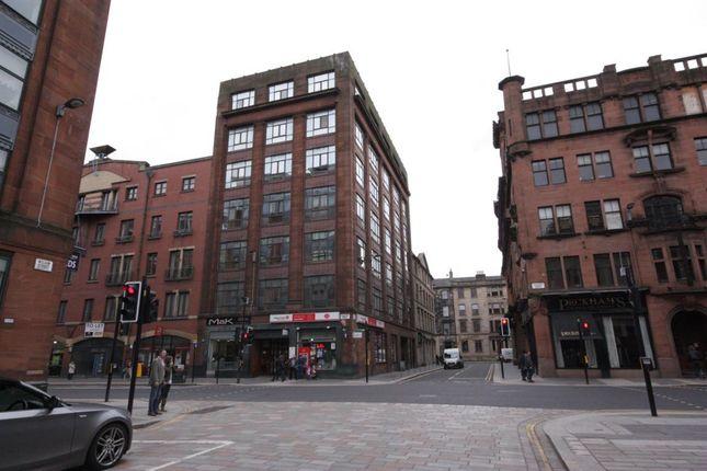 Thumbnail Flat to rent in Wilson Street, Glasgow