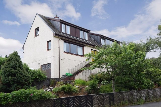 Thumbnail Detached house for sale in Cromarty Crescent, Lochaber, Fort William