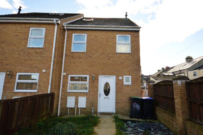 Thumbnail Town house for sale in Campbell Street, Tow Law, Bishop Auckland
