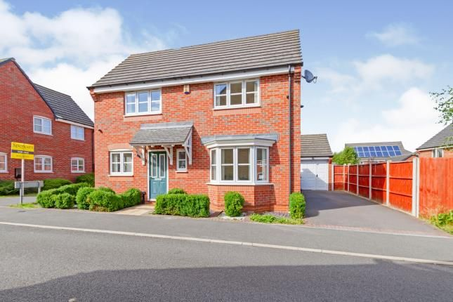 Front of Whixley Road, Hamilton, Leicester LE5