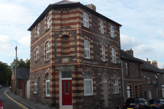 Thumbnail End terrace house to rent in St. Helens Road, Abergavenny