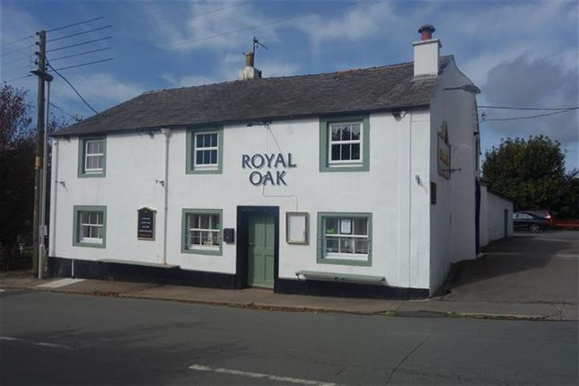 Thumbnail Leisure/hospitality for sale in Freehold Public House And B&B CA21, Cumbria