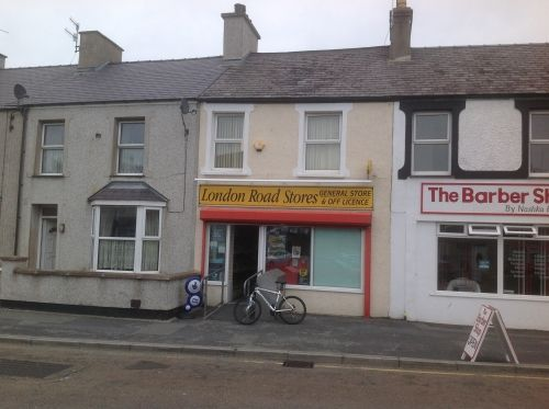 Thumbnail Retail premises for sale in Holyhead, Isle Of Anglesey