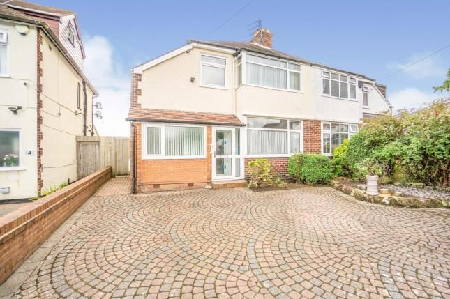 Thumbnail Semi-detached house for sale in Forest Road, Heswall, Wirral, Merseyside