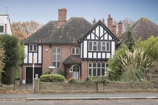 Thumbnail Detached house for sale in Inglemere Road, London