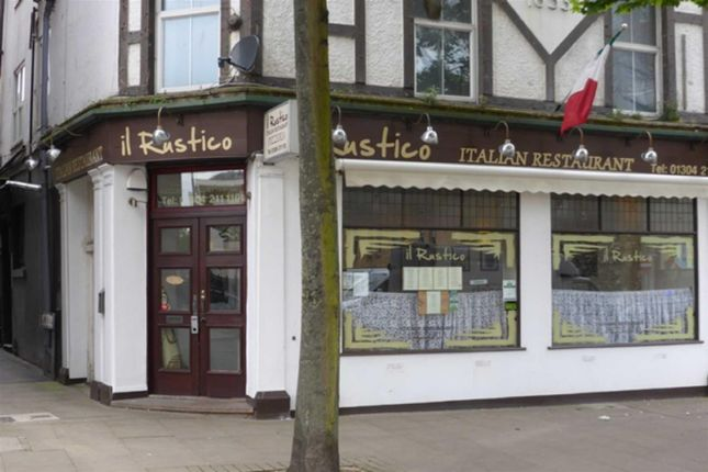 Thumbnail Restaurant/cafe to let in Bench Street, Dover