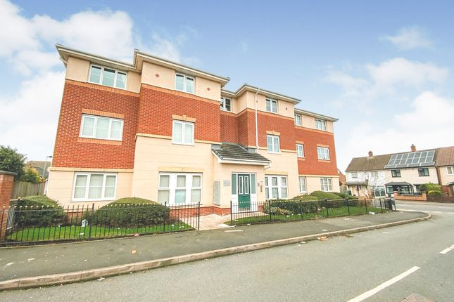 Thumbnail Flat for sale in Kingham Close, Leasowe, Wirral