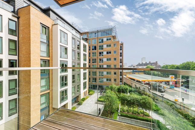 Balcony of Jasmine House, Juniper Drive, London SW18