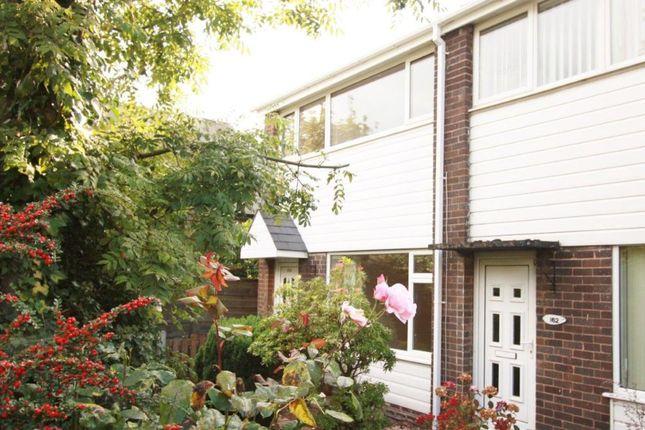 Thumbnail End terrace house to rent in London Road, Stockton Heath, Warrington