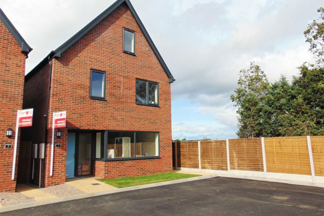 Thumbnail Detached house for sale in James Munday Rise, Lichfield Road, Coleshill