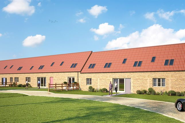 Thumbnail Barn conversion for sale in Plot 8 The Windings, Park Hall Farm, Mansfield Woodhouse