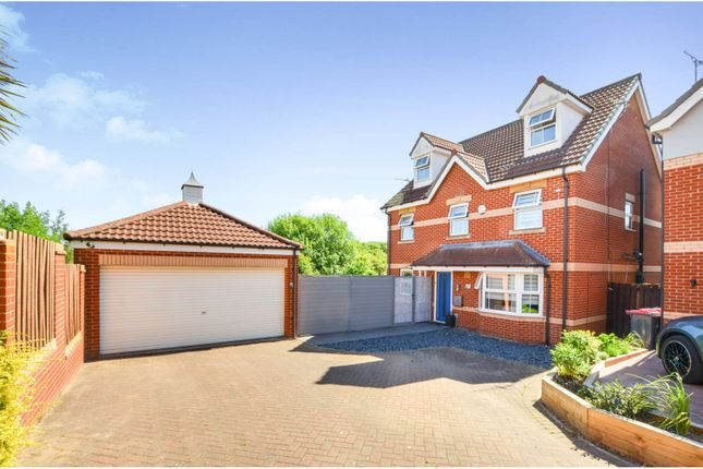 Thumbnail Detached house for sale in Briarwood Gardens, Rotherham