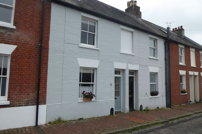 Thumbnail Cottage to rent in Valence Road, Lewes
