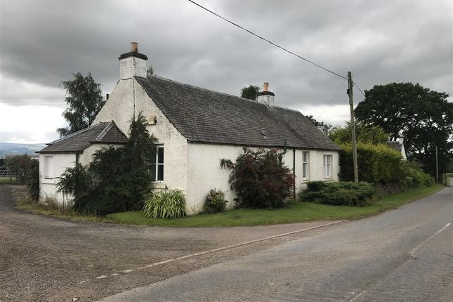 Thumbnail Cottage to rent in Lawhill Cottage, Trinity Gask, Auchterarder