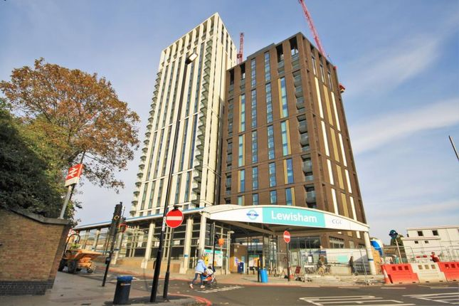 Thumbnail Flat to rent in River Mill One, Lewisham