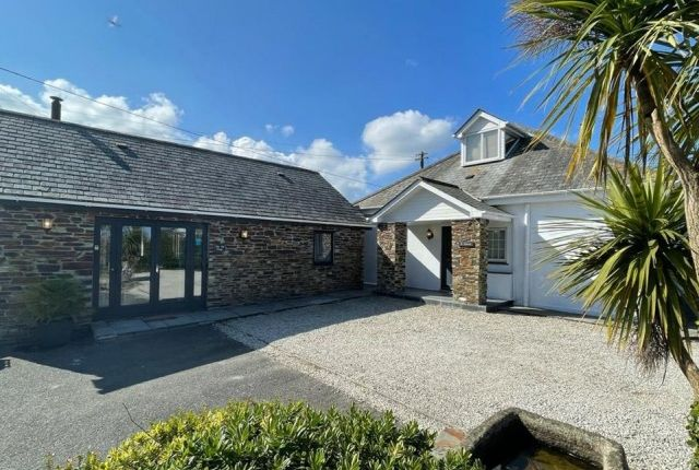 Thumbnail Bungalow for sale in Windmill, Padstow