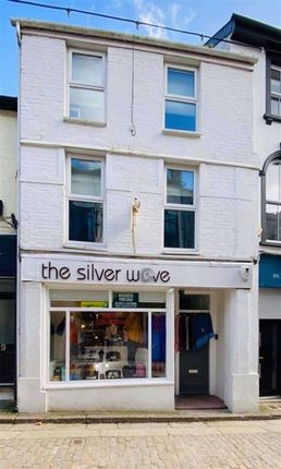 Retail premises for sale in The Silver Wave Boutique And Apartment, 17, Fore Street, St Ives