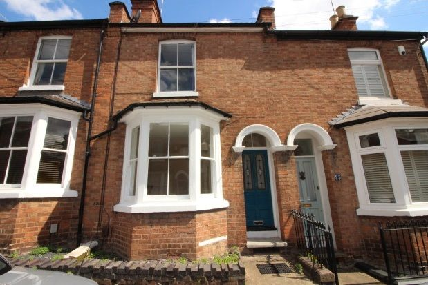 Terraced house to rent in Suffolk Street, Leamington Spa