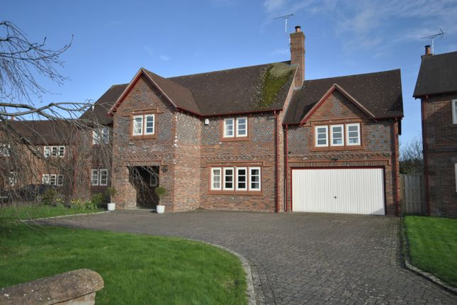 Thumbnail Detached house to rent in Roselands Court, Chester Road, Lavister, Rossett, Wrexham