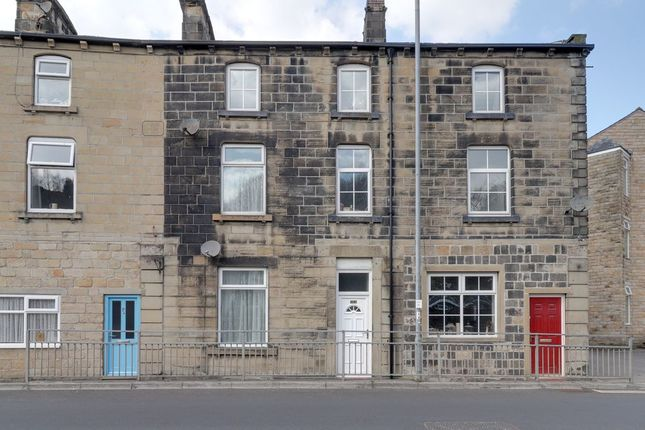3 bed terraced house for sale in Clough Mill, Rochdale Road, Todmorden OL14