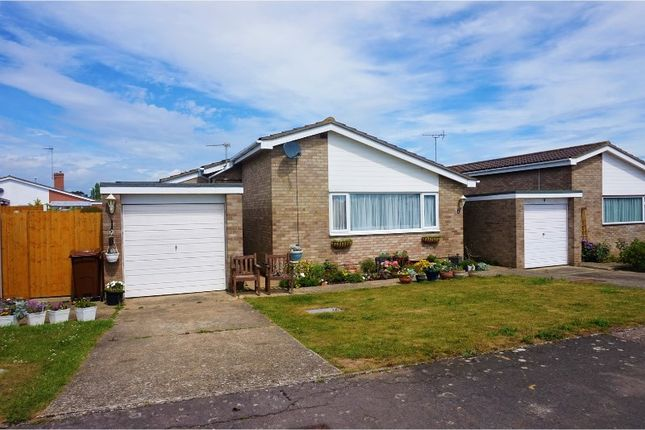 3 bed detached bungalow for sale in Philip Close, Walton On The Naze