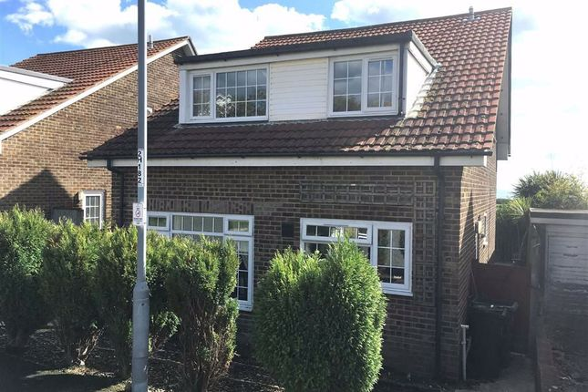 Thumbnail Detached house for sale in Highdown, Weymouth, Dorset