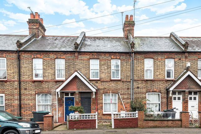 Thumbnail Terraced house for sale in Morley Avenue, London