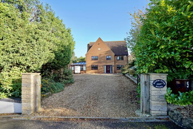 4 bed detached house for sale in Riverview Gardens, Denford, Kettering NN14