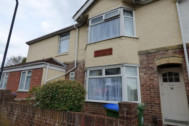 Thumbnail End terrace house to rent in Arnold Road, Southampton