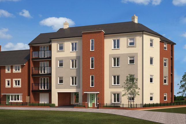 """Thumbnail Flat for sale in """"Syston"""" at Willowherb Road, Emersons Green, Bristol"""