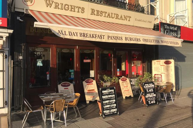 Thumbnail Restaurant/cafe for sale in Regent Road, Norfolk: Great Yarmouth