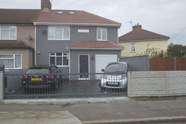 Thumbnail End terrace house for sale in Elstow Road, Dagenham