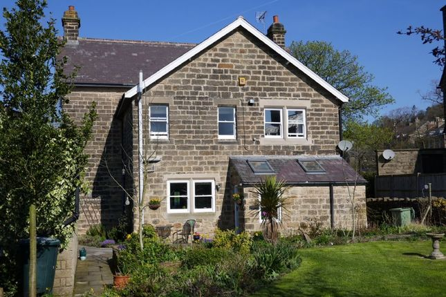 Thumbnail Detached house for sale in Narrowleys Lane, Ashover, Chesterfield, Derbyshire