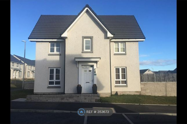 Thumbnail End terrace house to rent in Leuchlands Drive, Bridge Of Don, Aberdeen