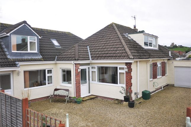 Thumbnail Detached bungalow for sale in Willow Close, Uphill, Weston-Super-Mare