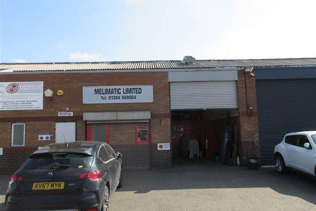 Thumbnail Light industrial to let in Sapcote Trading Centre, Powke Lane, Cradley Heath