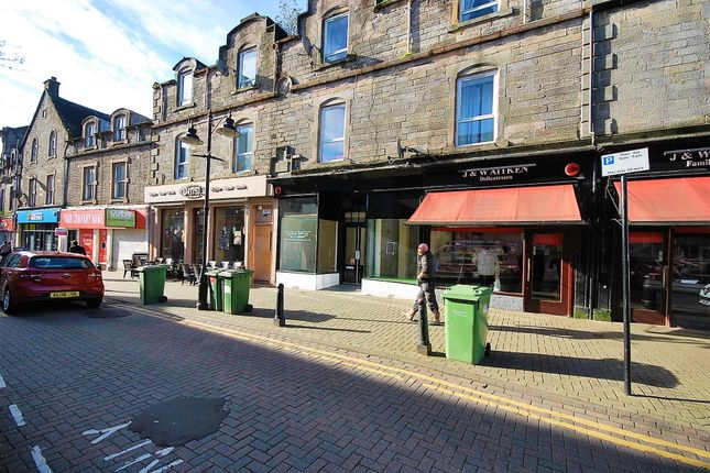 Thumbnail Retail premises to let in High Street, Alloa