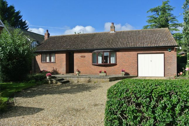 Thumbnail Detached bungalow for sale in Main Road, Dunsby, Bourne, Lincolnshire